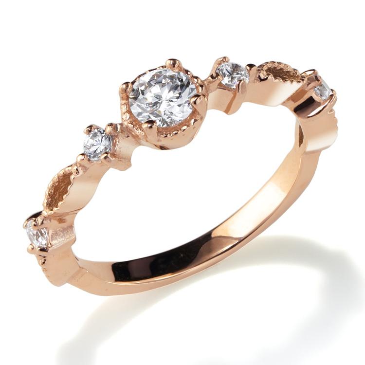 指輪の金属を修正する